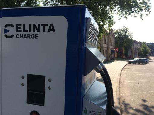 Geros naujienos elektromobilių vairuotojams