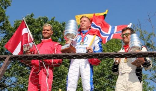 Mero prizas Europos čempionui