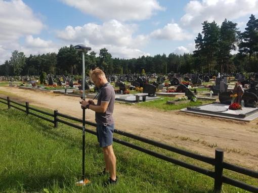 Bus skaitmenizuojamos Radviliškio rajono kapinės