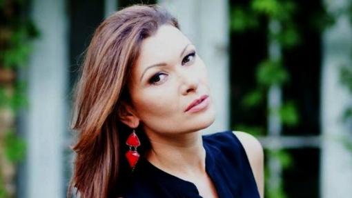 Televizijos laidų vedėja A. Zacharevičienė laukiasi