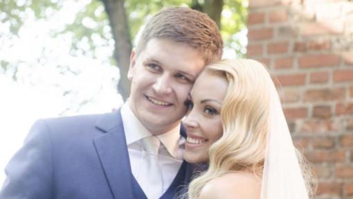 L. Norkevičienė vestuvių metinių proga vyrui skyrė šiltus žodžius: šiandien ir amžinai