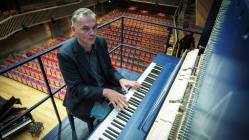 Latvijoje įrengtas didžiausias pasaulyje pianinas