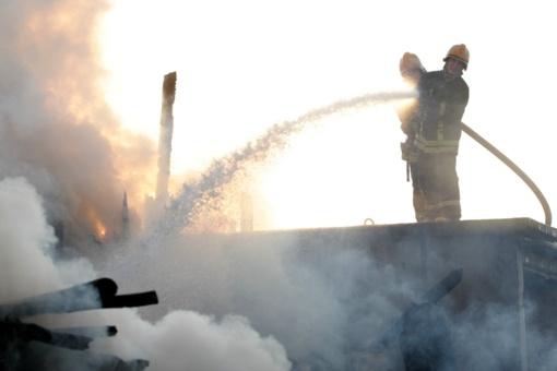 Sekmadienį kilo keli gaisrai, vienas jų – Klaipėdos rajono sąvartyne