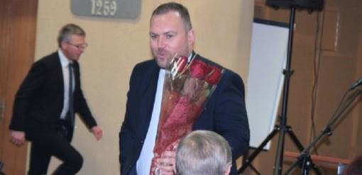 STT sulaikytas savivaldybės administracijos direktorės pavaduotojas D. Juodaitis