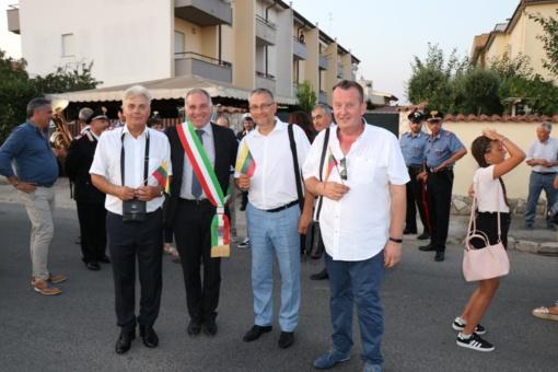 Vizitas Pontinijoje: bus plėtojamas bendradarbiavimas ekonomikos ir turizmo srityse