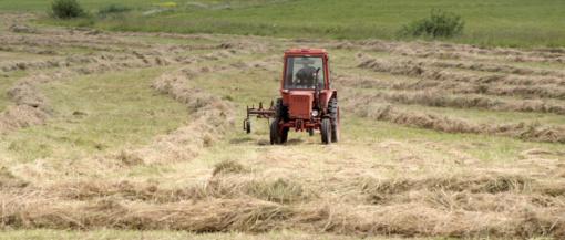 Rokiškio rajone sustabdytas neblaivus traktoriaus vairuotojas