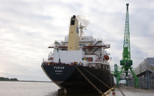 Klaipėdos uosto rodikliai viršija lūkesčius