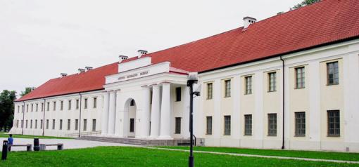 Buvusios areštinės pastatas Vilniuje grįžta Nacionaliniam muziejui