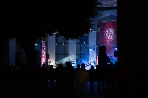 Pirmasis Alytaus bliuzo festivalis ne tik įvyko, tačiau ir pavyko (FOTOGALERIJA)