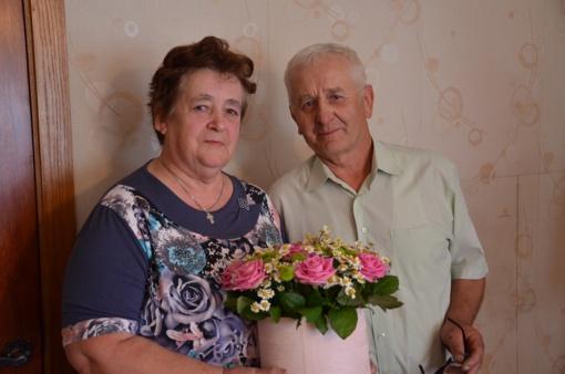 Auksinis santuokos jubiliejus: kur tie 50 metų?