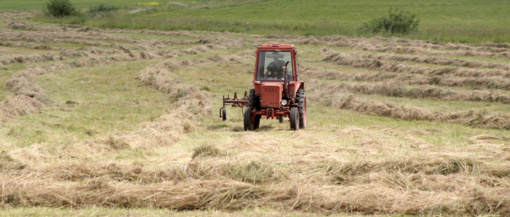Kėdainių rajone apvogtas traktorius, nuostolis – 10 tūkst. eurų
