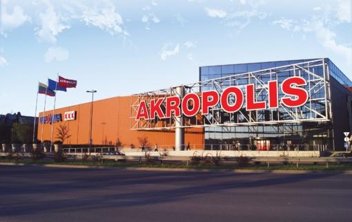 """Kauno """"Akropolyje"""" automobilį nemokamai palikti bus galima tik 4 valandoms"""