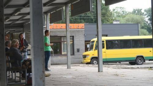 Vietiniai autobusai kursuos rečiau