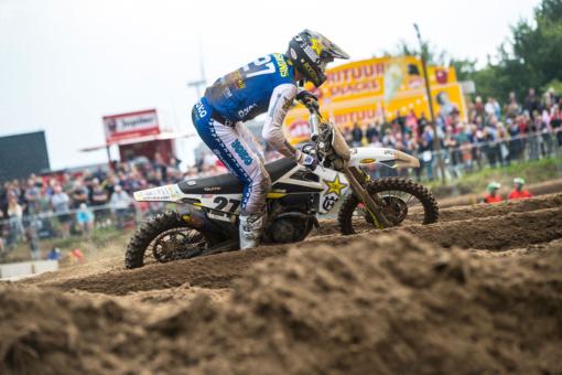 A. Jasikonis priartėjo prie penktosios vietos pasaulio motokroso čempionate