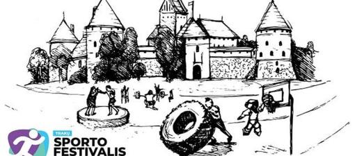 Kviečia pirmasis Trakų sporto festivalis!