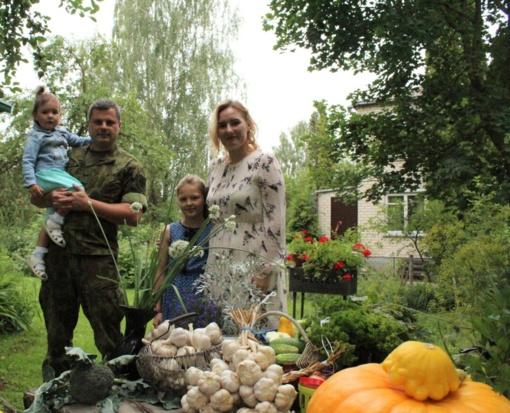 """""""Domicelės daržovių ūkis"""" – jaunos šeimos eksperimentas"""