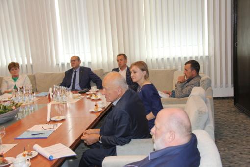 Parlamentarai susipažino su Druskininkų aplinkosaugos problemomis