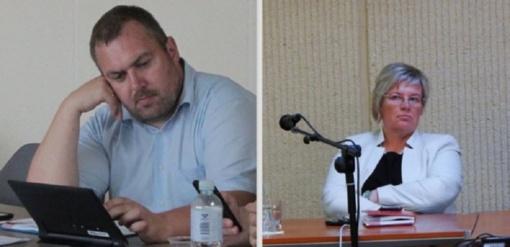 Dėl savivaldybės administracijos vadovų šaukiamas neeilinis posėdis