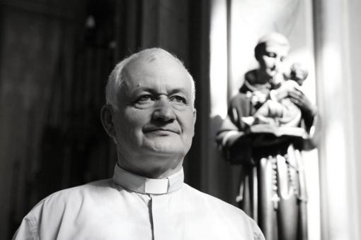 Anapilin iškeliavo buvęs Panevėžio vyskupijos egzorcistas E. Rinkevičius