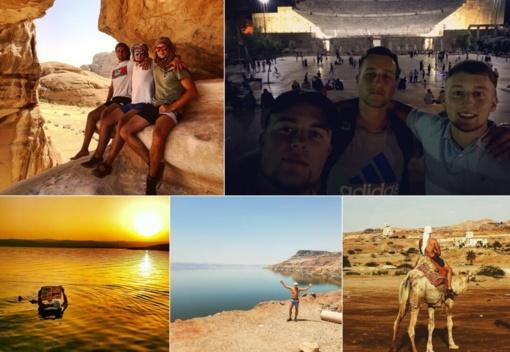 """Kelionė į Jordaniją: kvapą gniaužiantys vaizdai ir plūduriavimas Negyvojoje jūroje su """"Gimtuoju…"""""""