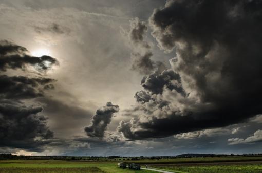 Penktadienį ciklonas atneš itin audringus orus