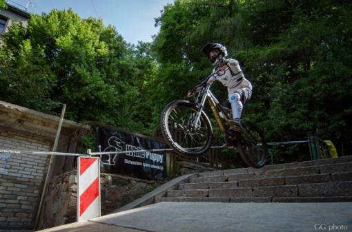 Aštuoniolikmečio lemtingas šuolis dviračiu pakeitė visą likusį jo gyvenimą