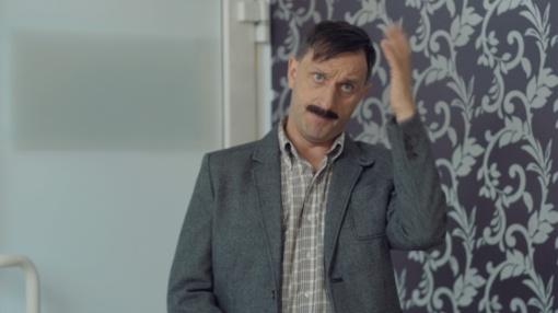 """Aktorius Dainius Kazlauskas: """"Buvau profesionalus pramoginių šokių šokėjas"""""""