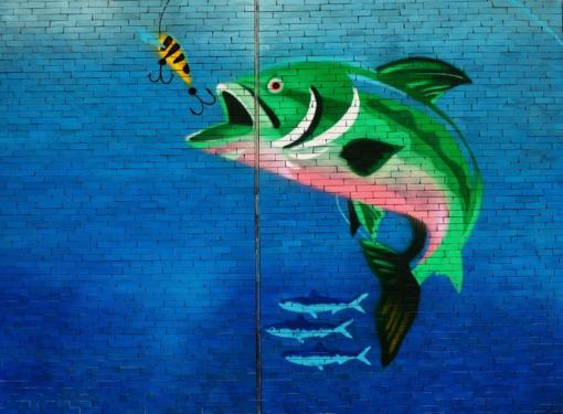 Žvejai varžysis tarpusavyje