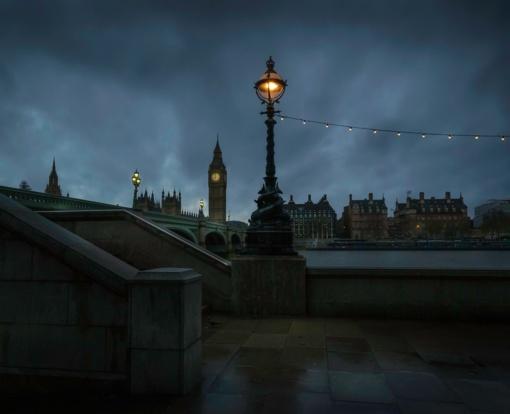 Didelė dalis Londono ir Anglijos pietryčių rajonų liko be elektros