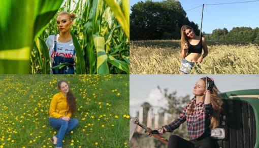 Gražiausios Lietuvos kaimo merginos rinkimai: projekte siekiama atskleisti ir provincijos grožį