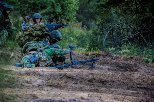 """Motorizuotoji pėstininkų brigada """"Žemaitija"""" rengiasi pratyboms – dalyvaus per 1000 karių"""