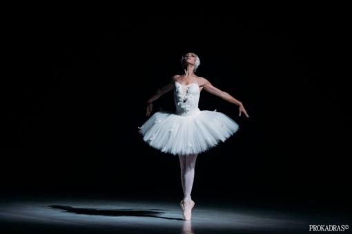 Ukrainos baleto žvaigždės sužavėjo Klaipėdos publiką