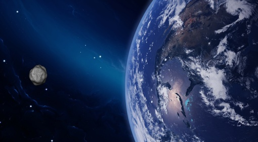 NASA: arti Žemės praskries Cheopso piramidės dydžio asteroidas