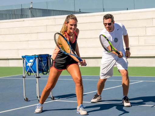 Pirmą kartą Lietuvoje: Rafa Nadakl akademijos treneriai nemokamai treniruos teniso mėgėjus ir profesionalus