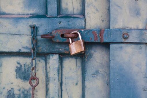 Lazdijų rajone apvogtas garažas
