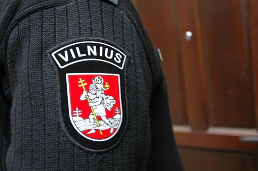 Vilniuje į tarnybą atvyko neblaivus pareigūnas