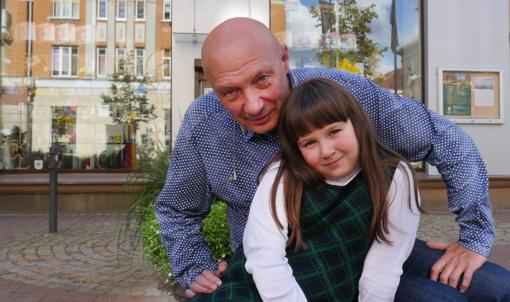Vadimas Kamrazeris gyvena Šiauliuose suderindamas muziką ir fiziką