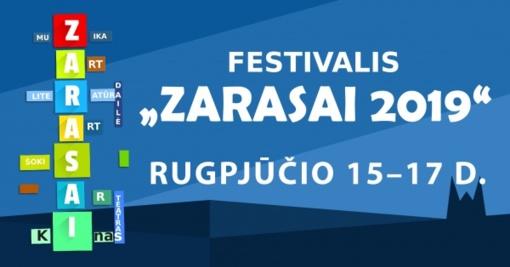 Trys dienos, du festivaliai, vieno miesto gimtadienis