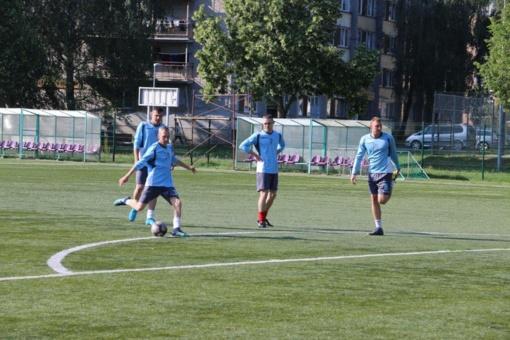 Dainavos progimnazijos stadione – futbolo turnyras, skirtas kariui savanoriui Artūrui Sakalauskui atminti