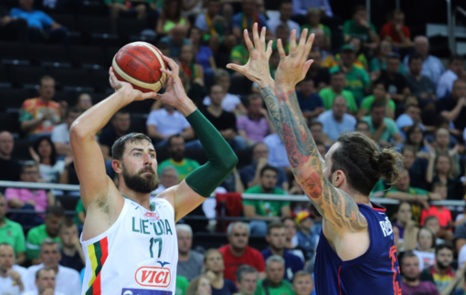 Lietuvos krepšininkams nepavyko atsirevanšuoti Serbijos komandai