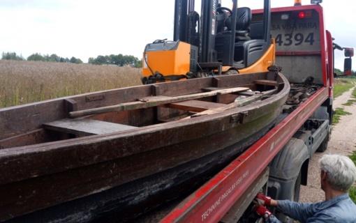 Didžiausiuose Ukmergės rajono ežeruose sulaikyti statomaisiais tinklais žvejoję pažeidėjai