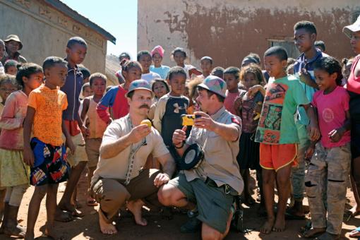 Leo ir Bružas grįžta į TV ekranus: laukia kvapą gniaužianti kelionė po Madagaskarą