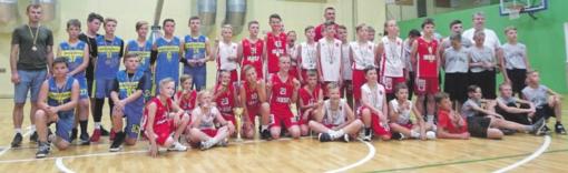 Krepšininkų startai