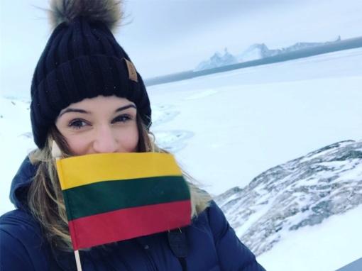 Gyvenimas ledo šalyje