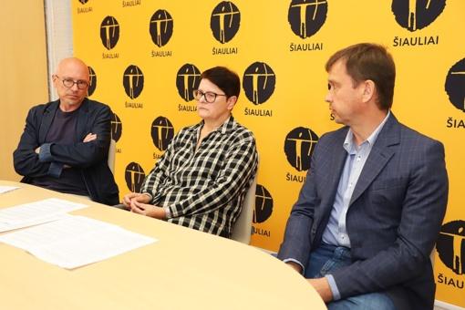 Šiaulių architektai kviečia teikti pasiūlymus dėl paminklo miesto širdyje