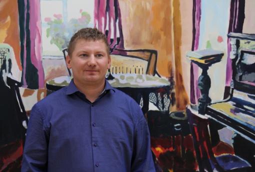 Šiaulių dailės galerijoje atidarytos trijų menininkų parodos