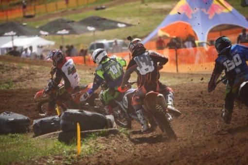 Lietuvos motokroso čempionatas keliasi į Panevėžį