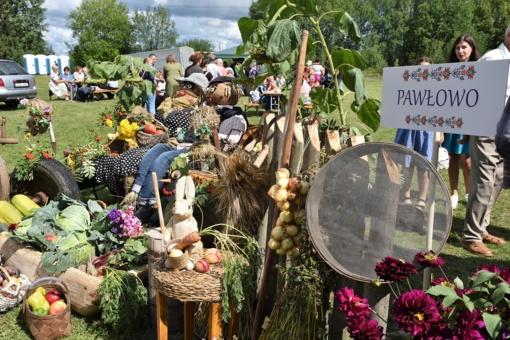 Žolinė - Turgelių derliaus šventė