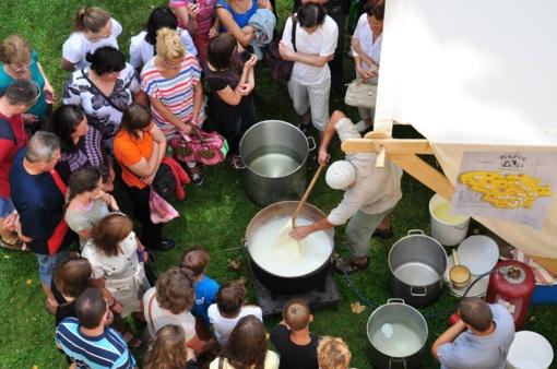 Šeštadienį Druskininkus užtvindys sūriais