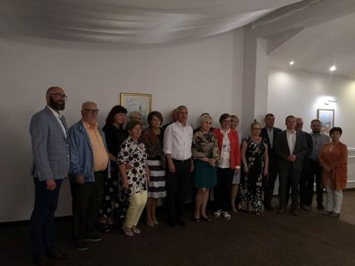 Kazlų Rūdos savivaldybės atstovai lankėsi Fromborke